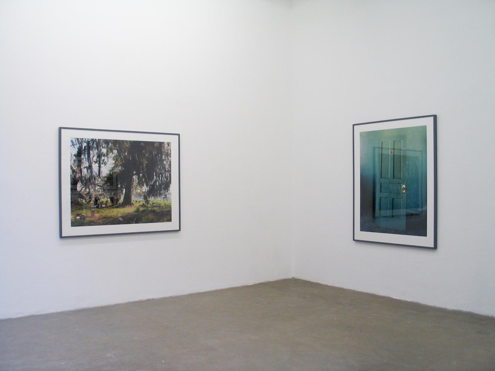 Installation Views Galerie Loock